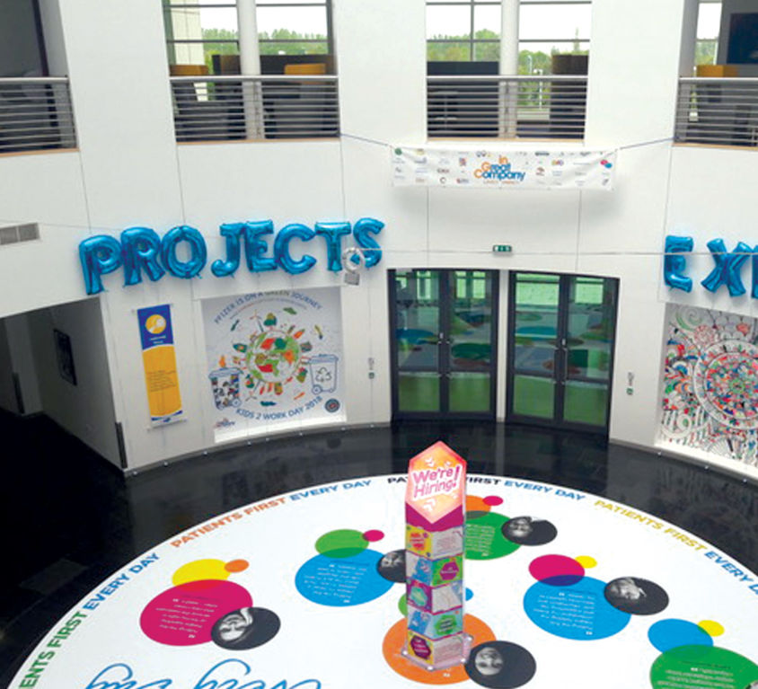 Project Expo Displays
